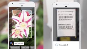 Ejemplo de uso de Google™ Lens
