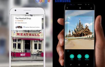 Google Lens vs Samsung Bixby Vision, lo mejor de cada casa