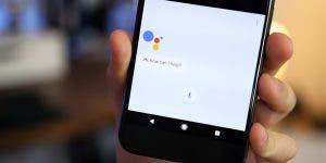 Google Assistant en el Google Pixel
