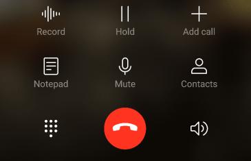 Cómo grabar llamadas en el Huawei P10