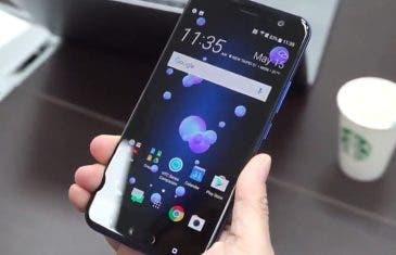 El HTC U11 se filtra en vídeo a escasas horas de su presentación