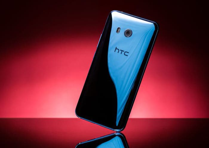 HTC U11 azul