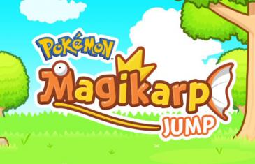 Magikarp Jump: el nuevo juego para Android de Pokémon