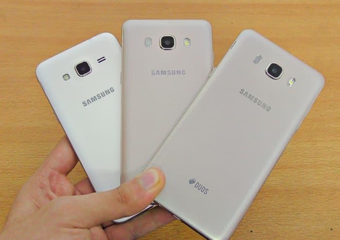 comprar el Samsung Galaxy J5