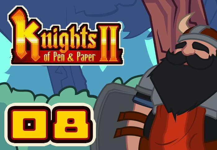 juego Knights of Pen & Paper 2