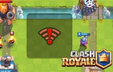 Trucos para no perder la conexión Wi-Fi en Clash Royale