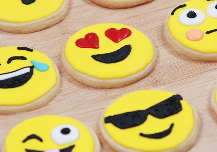 galletas de emoji