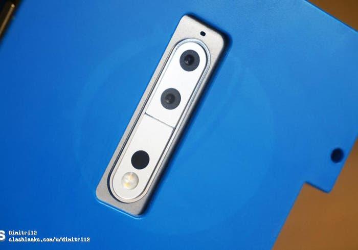 Nokia 9 cámara doble