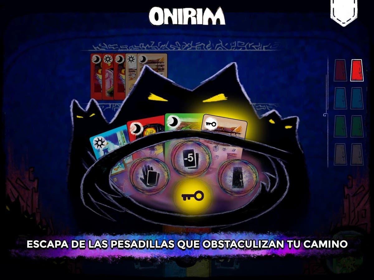 onirim juego