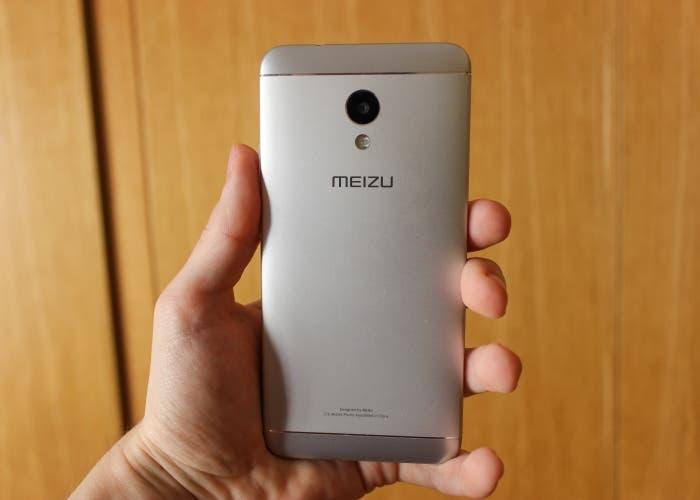 Diseño del Meizu M5s