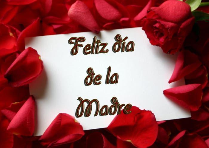 felicitar el día de la madre