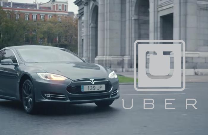 promoción de Uber
