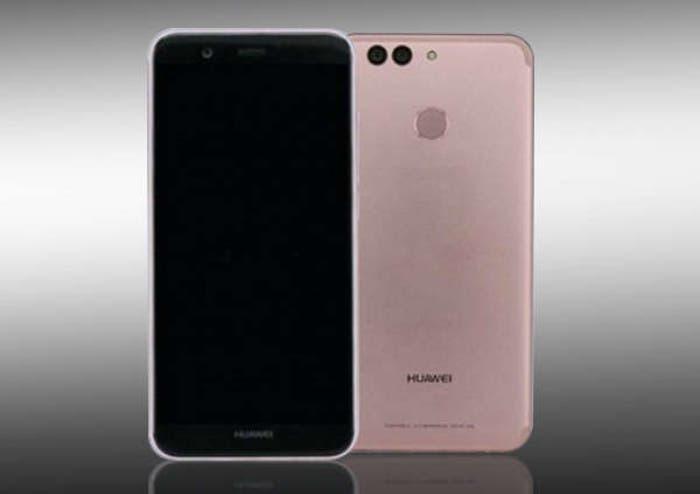 Huawei nova 2 rosa