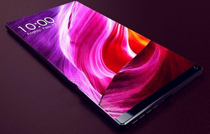 concepto Xiaomi Mi Mix 2