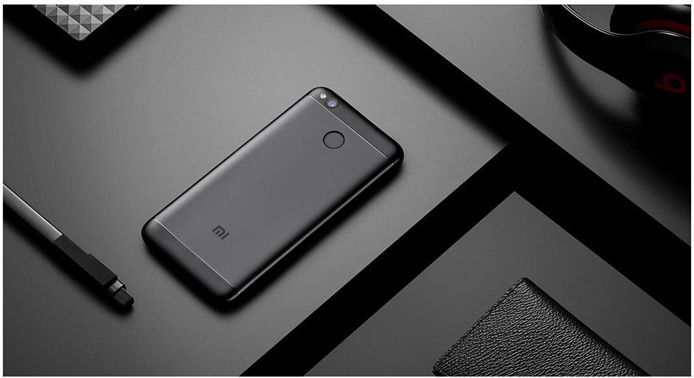 Xiaomi Redmi 4X con 4 GB de RAM