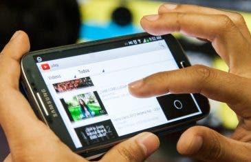 ¿Sabes cuántos datos gasta YouTube en el móvil?