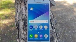 Galaxy A5 2017 pantalla
