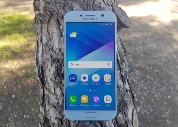 Consigue el Samsung Galaxy A5 2017 al mejor precio con esta oferta