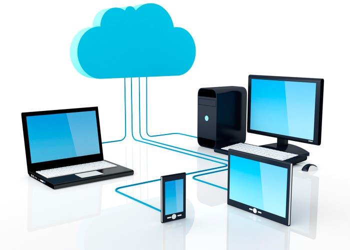 sicornización en la nube Android