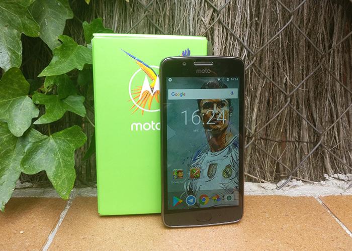 Análisis del Motorola Moto G5
