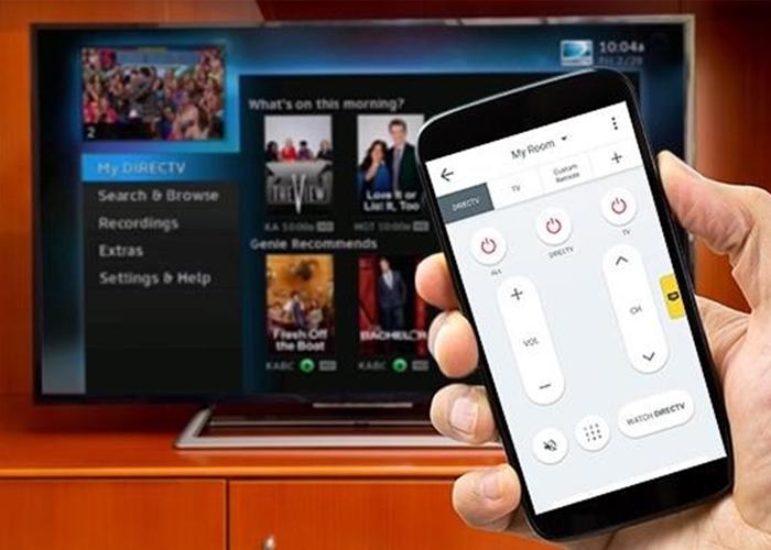 Utiliza tu móvil como mando a distancia universal