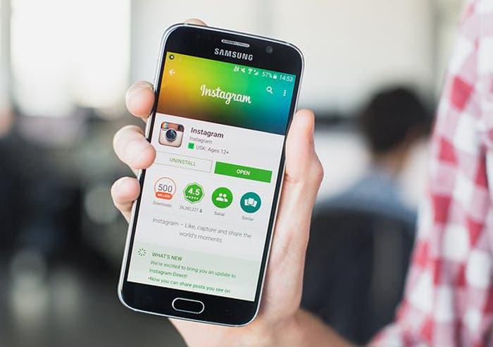 ¿Sabes cuántos datos consume Instagram?