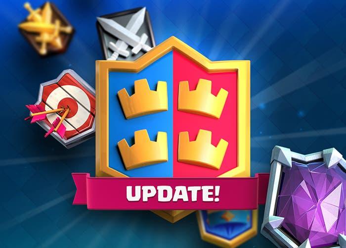 Nuevos ajustes de equilibrio en Clash Royale para el 12 de junio