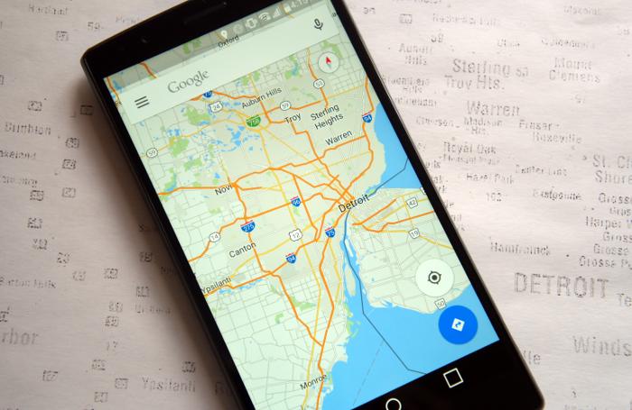 Google Maps offline permitirá la descarga de todo un país
