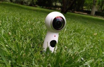 Análisis de la Samsung Gear 360 2017: una cámara con calidad y diseño único
