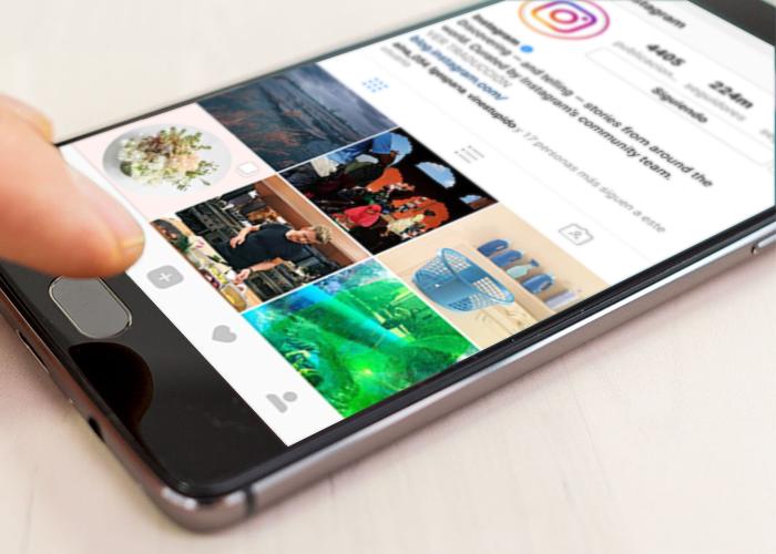 Cómo editar fotografías en Instagram