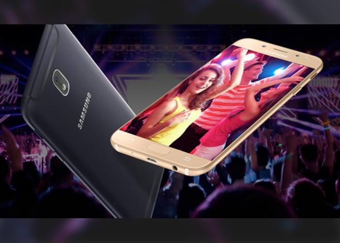 Nuevos Samsung Galaxy J7 Pro y J7 Max con mejoras en la cámara