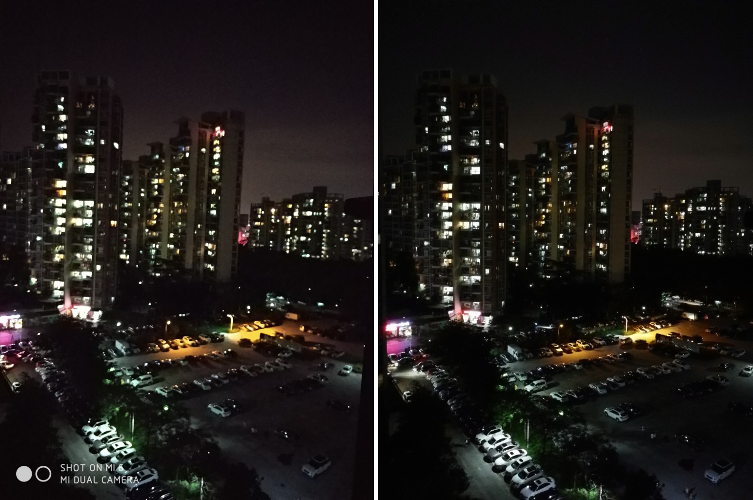 Xiaomi Mi6 vs Huawei P10 01