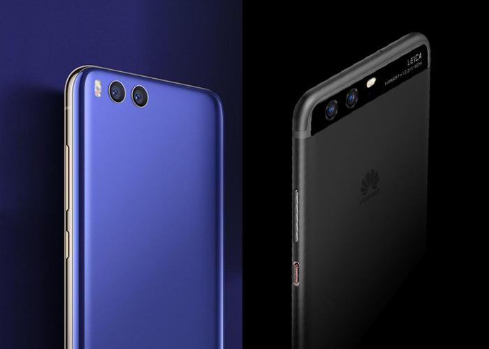 Comparativa de cámara entre Xiaomi Mi6 vs Huawei P10