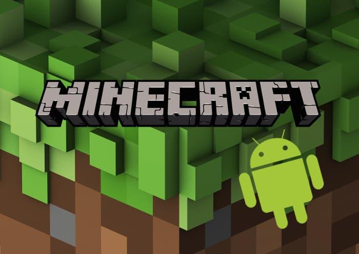 Minecraft para Android será compatible con las versiones de PlayStation, PC o Xbox