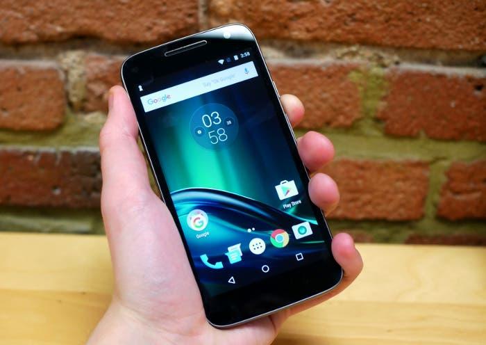 El Motorola Moto G4 Play ya tiene Android 7 en su última versión