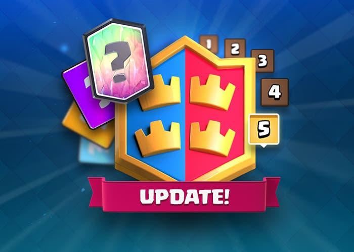 Nuevas cartas, desafíos, 2c2… Todas las novedades de Clash Royale