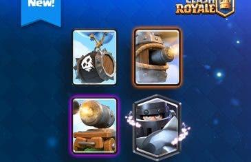 Desveladas cuatro nuevas cartas y tres desafíos en Clash Royale