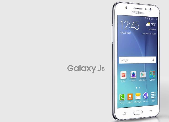 El Samsung Galaxy J5 2015 verá Android 7 este mismo año
