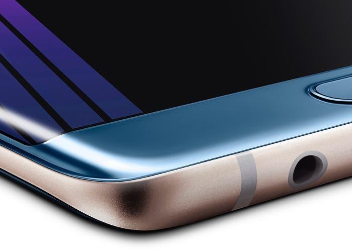 La pantalla del Samsung Galaxy Note 8 podría dejarnos con novedades