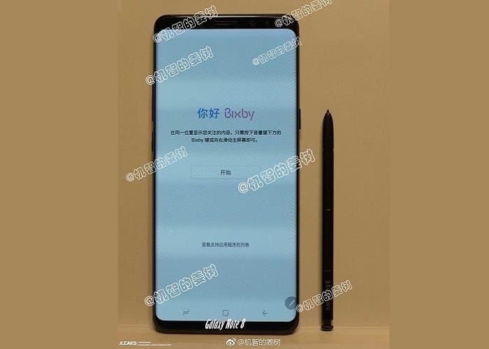 La pantalla del Samsung Galaxy Note 8 será más grande que Galaxy S8
