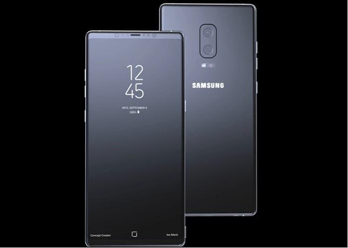 El procesador del Samsung Galaxy Note 8 podría dejarnos con sorpresas