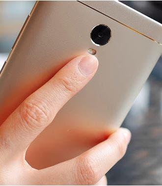 Sensor huellas Xiaomi