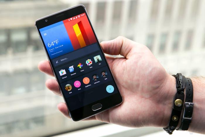 La nueva actualización del OnePlus 3 nos deja con mejoras en la batería