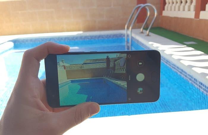 aplicacion cámara xiaomi mi6