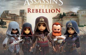 Assasin´s Creed Rebellion para Android llegará muy pronto totalmente gratis