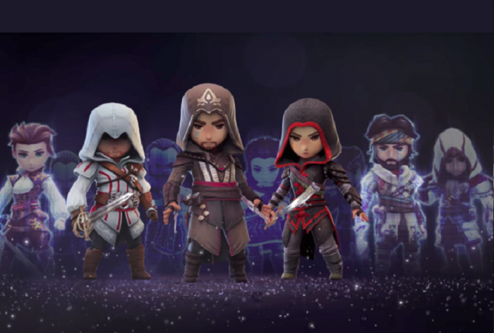 assasin´s creed rebellion para Android