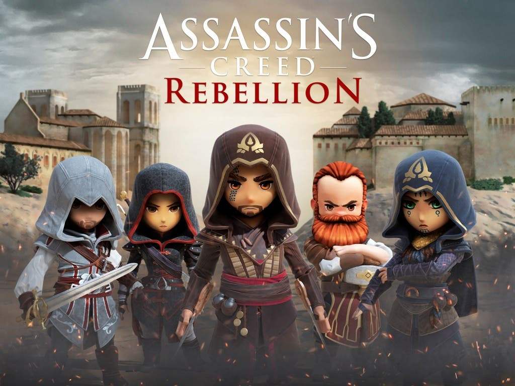 Assasin´s Creed Rebellion para Android llegará muy pronto totalmente gratis