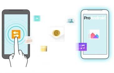 Cómo hacer una copia de seguridad de un móvil Android