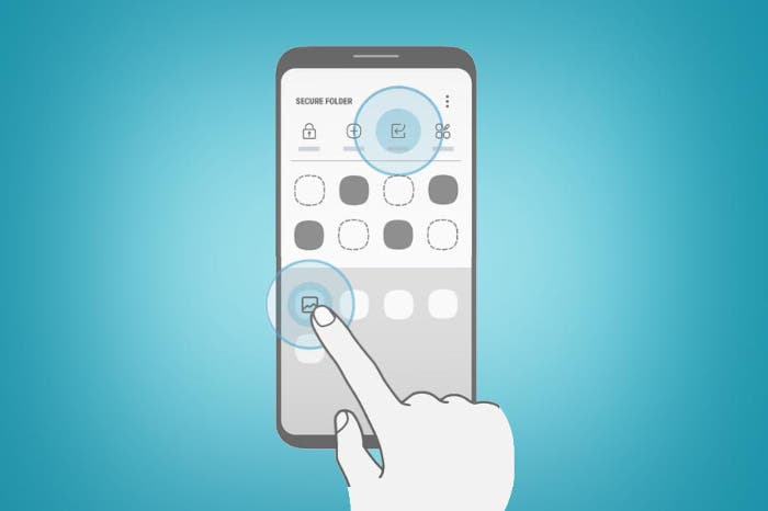 Mejora tu privacidad con la nueva carpeta segura de Samsung