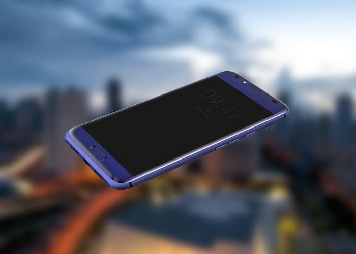 El Doogee BL5000 vendrá con pantalla curva y una batería enorme